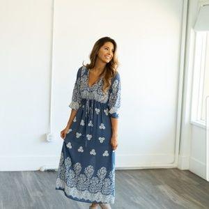 66797379330fe Dresses | Wren And Ivory Beautiful Maternity Dress | Poshmark